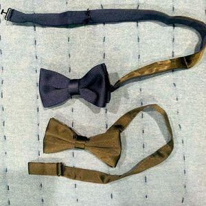 Men's clip on Bow Ties